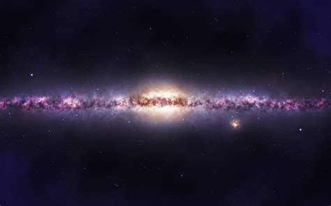 Milky Way Galaxy Wallpapers Desktop Mobile