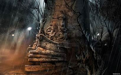 Ancient Wallpapers Background Dark Alone
