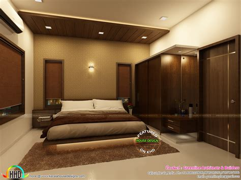 This is why premium master bedroom interior design in kerala and bangalore have been gaining attention lately. Home interior by Greenline Architects - Kerala home design ...