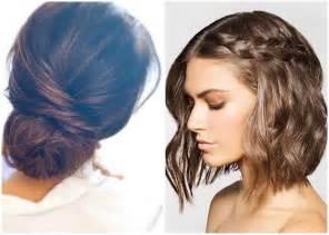 Hochsteckfrisurenen Zum Selber Machen Kurze Haare by 22 Einfache Frisuren Selber Machen Bob Frisuren