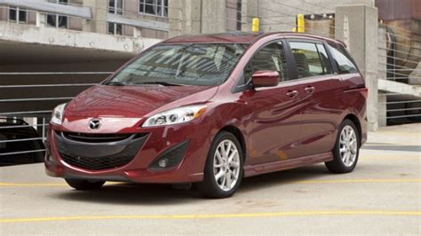mazda review sedan station wagon  minivan newsday