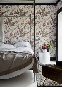 Papier Peint Tendance : papier peint la tendance 2016 avec le papier little greene ~ Premium-room.com Idées de Décoration