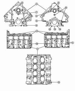 Chrysler 300 Engine  Long Block  Remanufactured