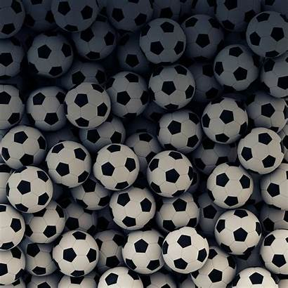 Football Soccer Footballs Collage Sports Wallpapers Qhd