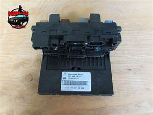 Mercedes R171 Fuse Box Electrical Center 1715451601 Slk280