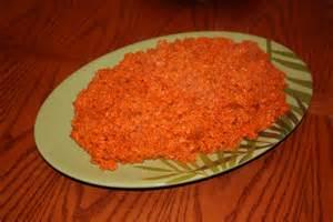 Guam Red Rice Recipe