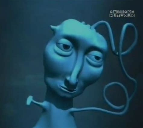 Courage The Cowardly Dog 'You're not perfect' creepy