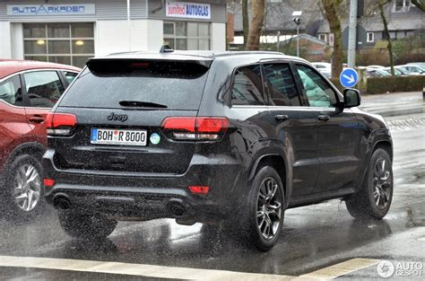 jeep grand cherokee srt    march  autogespot