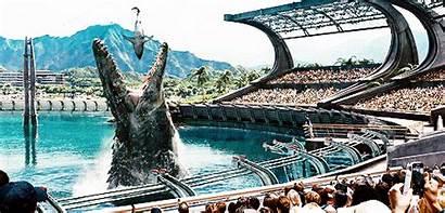 Jurassic Plaisir Dinosaure Elle Marin Vrai Tuer