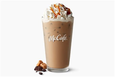Iced coffee is so refreshing and perfect for cooling you down on a hot day, or boosting you with energy to make it through. McCafé®: Iced Coffee y Bebidas de Café Espresso   McDonald's