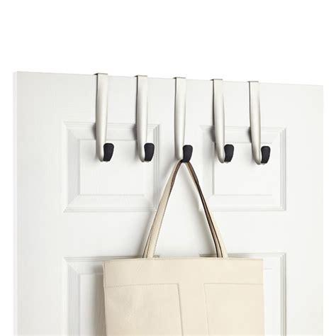 the door hangers umbra schnook 5 hook the door hook rack the