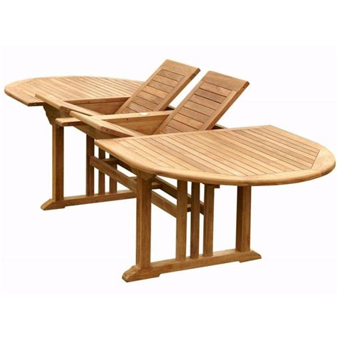 8 10 Person Patio Table by Teak 10 Person Teak Patio Dining Set