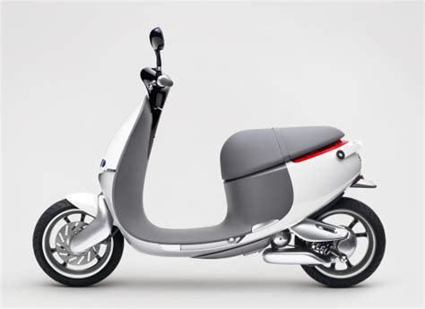 gogoro  series  electric moped scooter