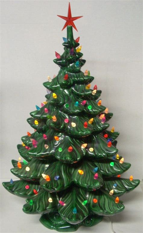 ceramic tree with lights 147 best ceramic trees images on