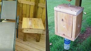 Scrap, Wood, Projects