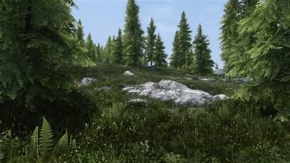 Landscapes Enhanced Skyrim Mods Imgur Fields Tundra