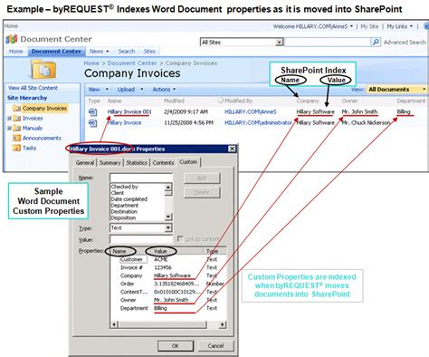 hillary softwarecom byrequest indexes  word document
