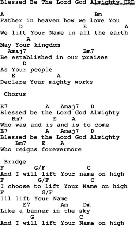 Fine Blessed Be Your Name Chords Image - Beginner Guitar Piano ...