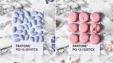 Pantone Kürt Rose Quartz Und Serenity