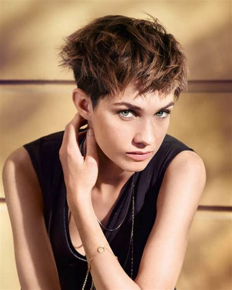 latest  ravishing short hairstyles  colors      page  hairstyles