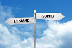 What Supply And Demand Teaches Us About Content Marketing