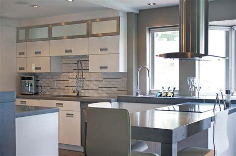 dosseret cuisine design dosseret céramique cuisine design et décoration