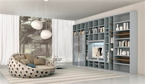 modern living room shelves modern living rooms with shelving storage units home design and interior