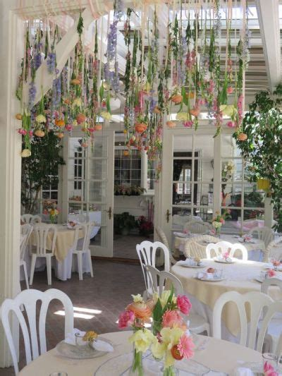 Garden Decoration Themes by Bridal Shower Themes