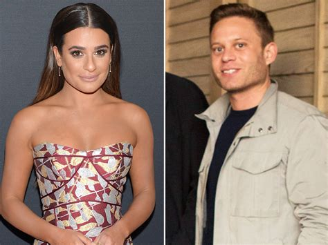 Lea Michele Got Ryan Murphy's Stamp of Approval for