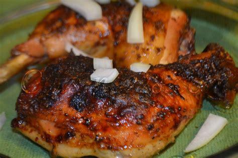 cuisine africaine poulet braisé braised chicken cuisine africaine