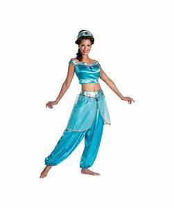Adult Jasmine Disney Costume - Women Costumes