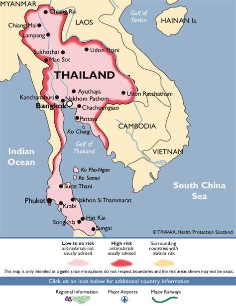 impfungen thailand alle infos und tipps
