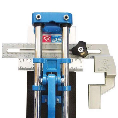 ishii 525 tile cutting machine stoke tiles