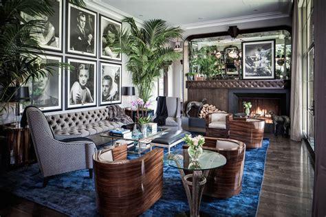 Home Decorating In The Art Deco Style  Interior Design