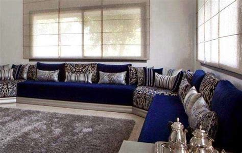 canapé marocain design canapé fauteuil design de salon marocain déco salon marocain