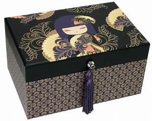 Boite A Bijoux Originale : boite a bijou kimmidoll visuel 5 ~ Teatrodelosmanantiales.com Idées de Décoration