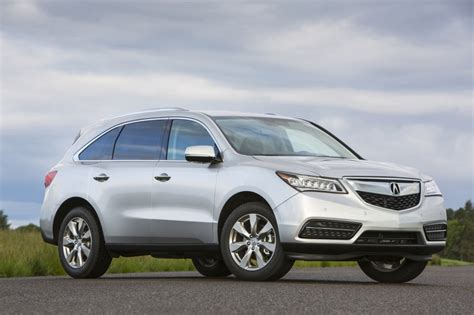 Acura Mdx 2014 Price by 2014 Acura Mdx Pictures Photos Gallery Green Car Reports