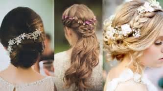 coiffures mariage coiffure de mariage 25 idées de coiffure pour la mariée cosmopolitan fr