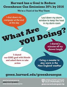 Greenhouse Gas Reduction Goal: What Are You Doing ...