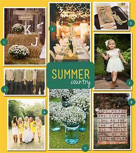 theme thursday summer country wedding theme oh what With country wedding ideas for summer