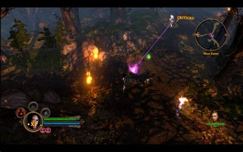 dungeon siege 3 controls review dungeon siege iii pc techcrunch