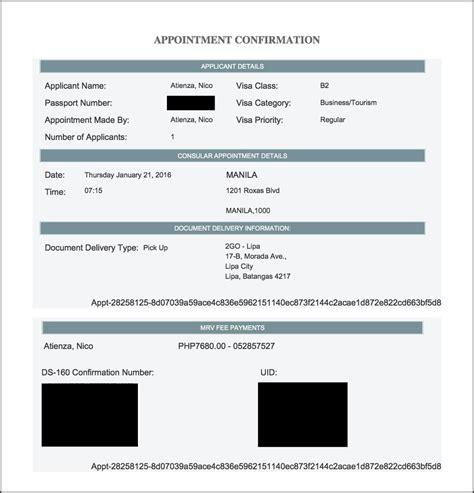 visa appointment visa schengen