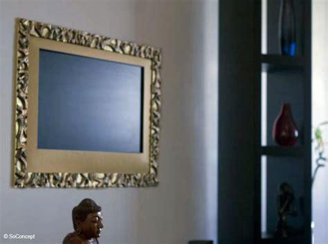 cadre pour tv ecran plat obasinc