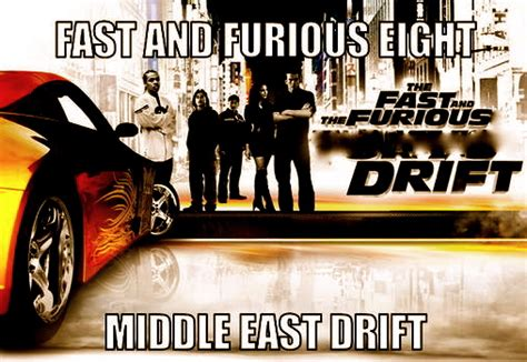 'middle East Drift' Movie Pitch And Exclusive Spoilers