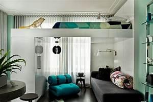 Letto a soppalco: 21 idee per un appartamento moderno