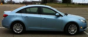 2011 Chevy Cruze Eco Review