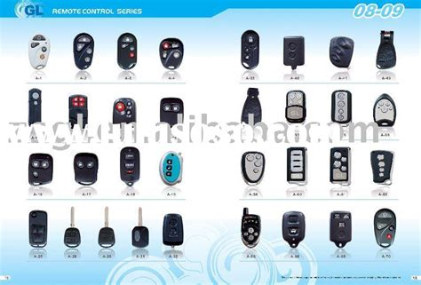 Car Alarm System With Auto Start, Car Alarm System With