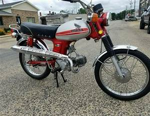 1972 Honda Cl 70  Museum Quality  For Sale Davenport  Iowa