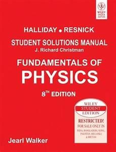 Fundamentals Of Physics 10th Edition Solutions Manual Pdf
