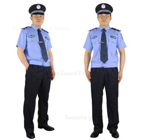 security uniforms security guard uniform manufacturer
